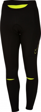 Castelli Chic tight black/yellow women 16552-032