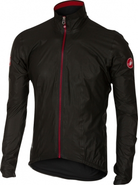 Castelli Idro rain jacket black men