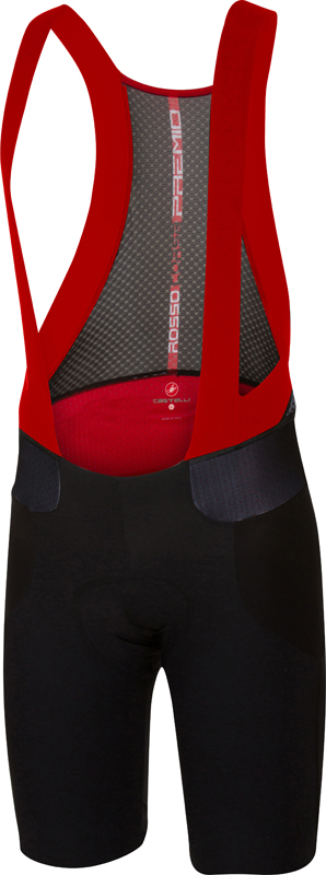 Castelli Premio bibshort black men