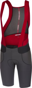 Castelli Premio bibshort anthracite men
