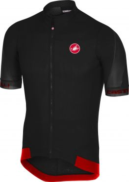 Castelli Volata 2 jersey light black/anthracite men