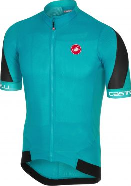 Castelli Volata 2 jersey blue/black men