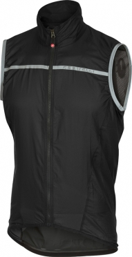Castelli Superleggera wind vest black men