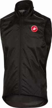 Castelli Squadra long vest black men