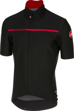 Castelli Gabba 3 short sleeve jersey black men