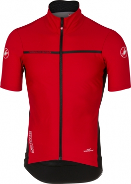 Castelli Perfetto light 2 short sleeve jersey red men