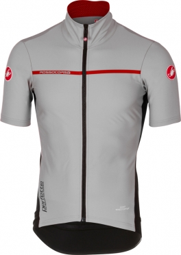 Castelli Perfetto light 2 short sleeve jersey grey men
