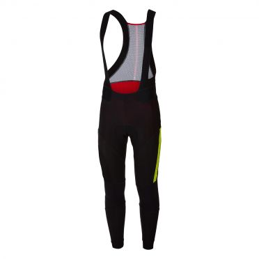Castelli Sorpasso 2 bibtight black/yellow fluo men