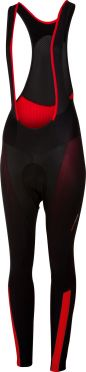 Castelli Sorpasso 2 bibtight black/red women
