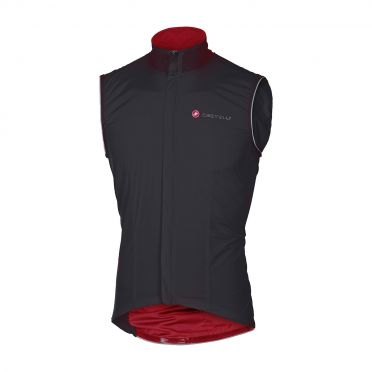 Castelli Sempre vest anthracite men