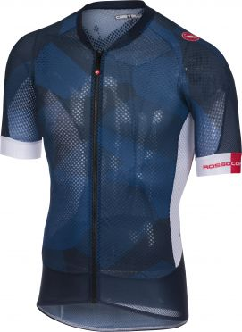 Castelli Climber's 2.0 jersey dark blue/white men
