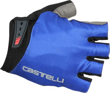 Castelli Entrata glove blue men