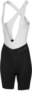 Castelli Vista bibshort black women