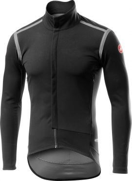 Castelli Perfetto RoS long sleeve jacket black/grey men