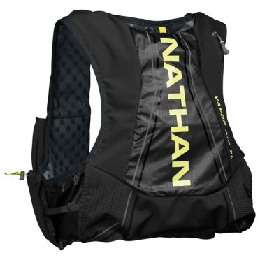 Nathan VaporAir2 backpack 7L black/yellow men
