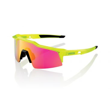 100% Speedcraft glasses acidulous with SL mirror lens
