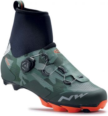 Northwave Raptor GTX MTB shoe camo men