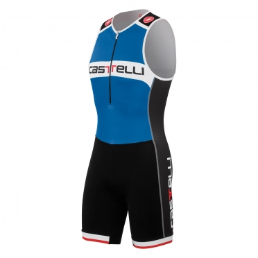 Castelli Core tri suit blue men 14110-059