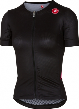 Castelli Free speed W race jersey tri top black/pink women