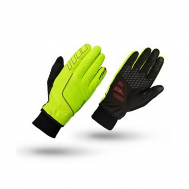 GripGrab Windster Hi-Vis Cycle Gloves 1030
