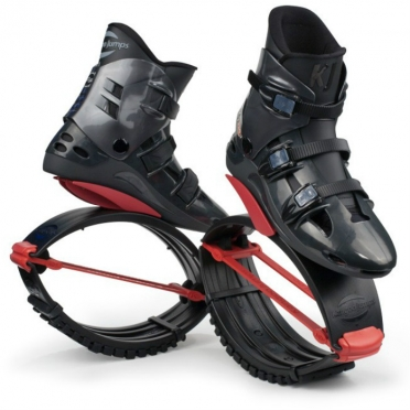Kangoo Jumps PRO7 black grey red
