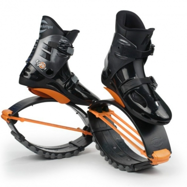 Kangoo Jumps XR3 black orange