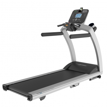 Life Fitness Treadmill T5 Track+ Console display