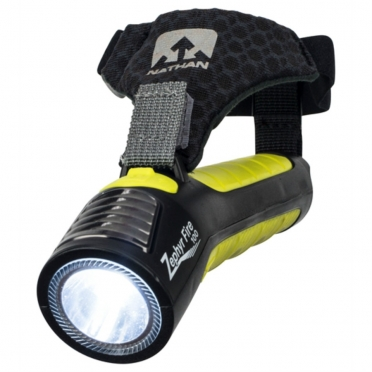 Nathan Zephyr Fire 100 Hand Torch Black/Yellow 975499