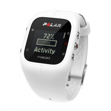 Polar A300 sports watch white