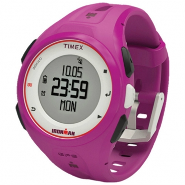 Timex Ironman sports watch Run x20 GPS Magenta TW5K87400