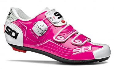 Sidi Alba road shoe fuxia/wit dames