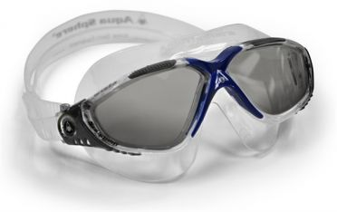 Aqua Sphere Vista dark lens goggles grey