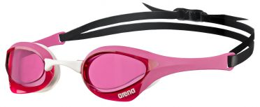 Arena Cobra ultra swipe swimming goggles pink