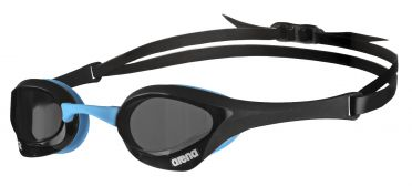Arena Cobra ultra swipe swimming goggles black/blue