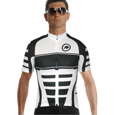 Assos SS.corporate_s7 cycling jersey black men