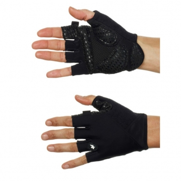 Assos summerGloves_s7 black unisex