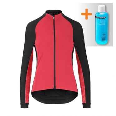 Assos Uma GT spring fall jacket Pink women