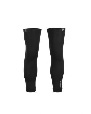 Assos knee warmer UV-resistant black unisex
