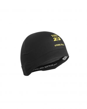 Assos sping/fall Robofoil cap black