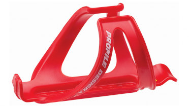 Profile Design Axis bottle cage red