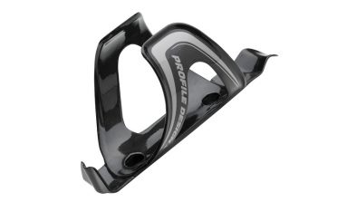 Profile Design Axis carbon bottle cage black