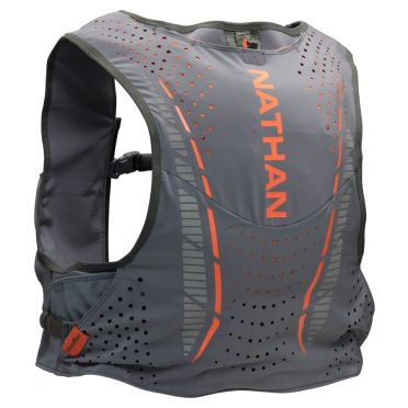 Nathan VaporKrar Drinking backpack 4L grey men