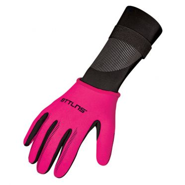 BTTLNS Neoprene swim gloves Boreas 1.0 pink