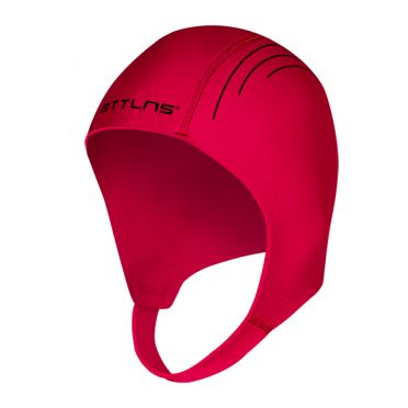 BTTLNS Neoprene swim cap Khione 1.0 red