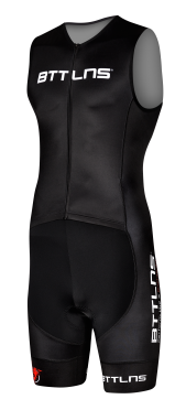 BTTLNS Rapine 2.0 trisuit sleeveless black men