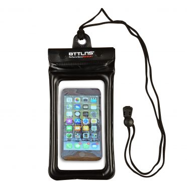 BTTLNS Endymion 1.0 floating waterproof phone pouch black