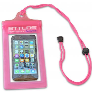 BTTLNS Waterproof phone pouch Iscariot 1.0 pink