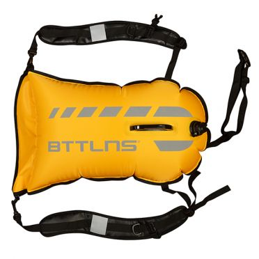BTTLNS Tethys 1.0 safeswimmer buoy 35 liters yellow
