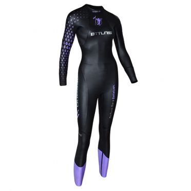 BTTLNS Inferno 1.0 wetsuit long sleeve women