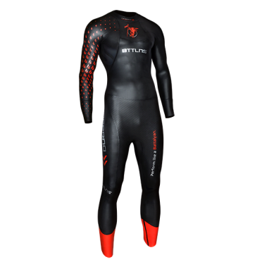BTTLNS Inferno 1.0 wetsuit long sleeve men